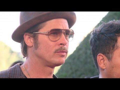 ¿Brad Pitt es bisexual?