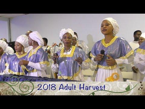 Harvest of Mount of Olives of CCC Emmanuel Parish, Toronto, Canada (PART 1}