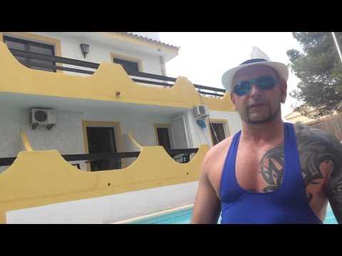 Auch ein 2. Sterne Hotel in Paguera hat ein Pool