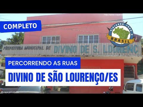 Viajando Todo o Brasil - Divino de São Lourenço/ES-2012 - Especial