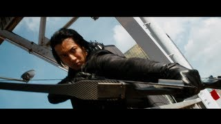 Harada Featurette - The Wolverine