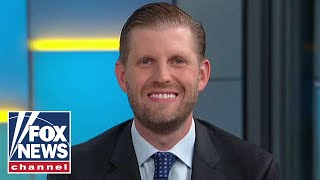 Video Eric Trump reacts to House vote on condemning his father's remarks MP3, 3GP, MP4, WEBM, AVI, FLV Juli 2019