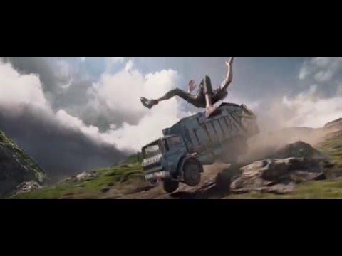 Trailer de la película El buen amigo gigante
