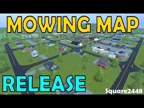 Mowing Map Beta