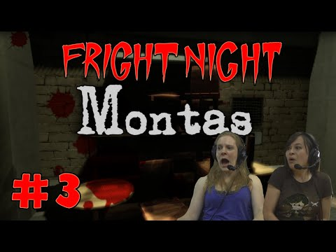 Fright - Here's more Montas, after an epic train ride and some furniture removal, how will our heroines fare at basketball? Next episode: https://www.youtube.com/watch?v=0bE4EDBtqOE Previous episode:...