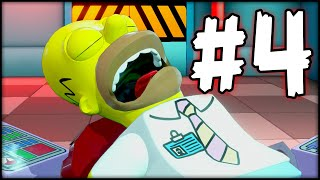 LEGO Dimensions - PART 4 - The Simpsons! (Gameplay Walkthrough HD)