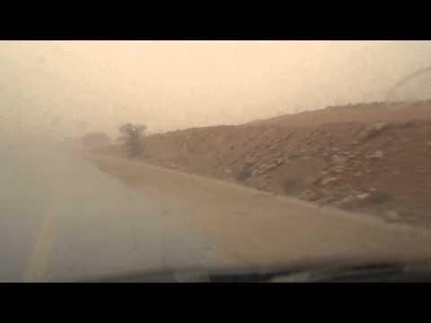 أمطار الرياض وحريملاء 26/5/1432هـ