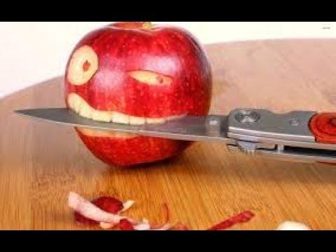 Knife defence first Slow Mo. Ножевой спарринг. 27.10.17