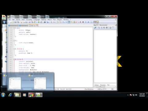 JS Jquery Project
