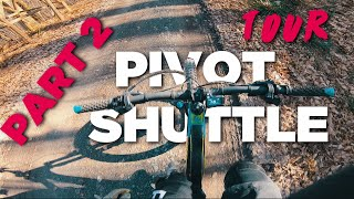 2. Pivot Shuttle Tour Part 2 | E-Bike Trailtour | Jonas Heidl