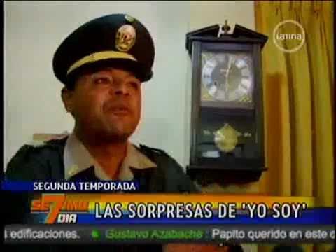 Policía chalaco es el Joe Arroyo peruano de Yo Soy   Peru.com.flv
