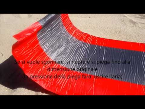Yukatana Goodrest 3 Materassino Autogonfiabile
