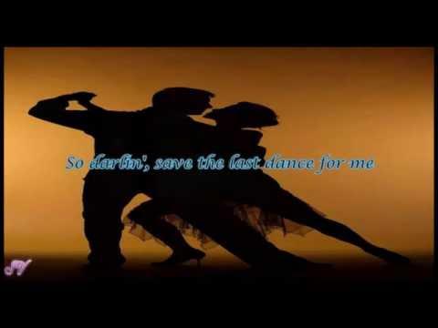 Michael Bublé - Save The Last Dance For Me - Lyrics