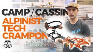 CAMP Alpinist Tech Crampons 2019 by WeighMyRack