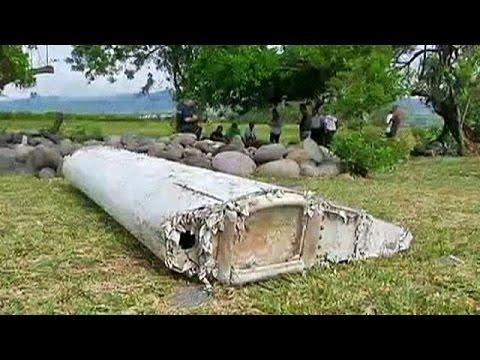 Εντοπίστηκε φτερό αεροσκάφους – Πιθανολογείται ότι ανήκει στο μοιραίο Βoeing της Malaysia Airlines
