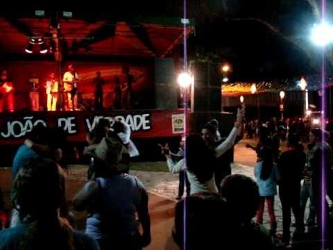 Zé de Tonha ao vivo em Amargosa 2010