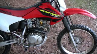 6. BOTTOM END KNOCKING CRF 230