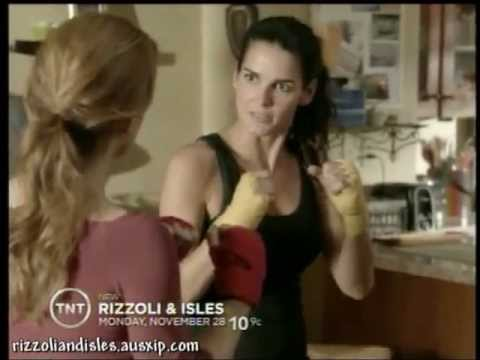 Rizzoli & Isles (November Return Promo)
