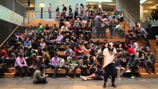 Harlem Shake - Az egyetemen