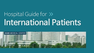 Hospital Guide for International Patients 미리보기