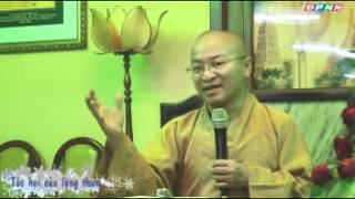Kinh Bách Dụ 13 (Bài 57 - 61): Tác hại của lòng tham - Thích Nhật Từ