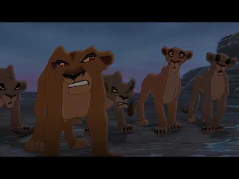 The Lion King 2: Simba's Pride (1998) Best Scene Part 853