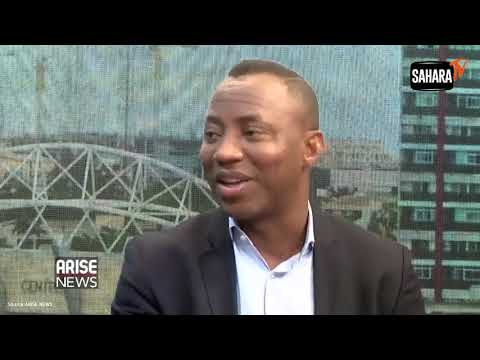 """Sowore Clarifies Legalization of Marijuana And Its Economic Value"""