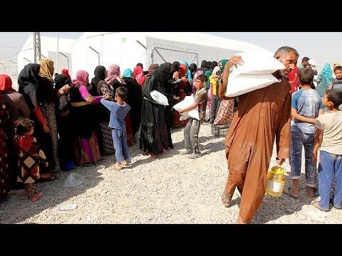 Διεθνής Αμνηστία: O Ιρακινός στρατός ευθύνεται για εγκλήματα πολέμου κατά αμάχων