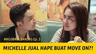 Video DEMI MOVE ON RELA JUAL HAPE?! | Ngobrol Bareng Michelle Ziudith MP3, 3GP, MP4, WEBM, AVI, FLV Oktober 2018