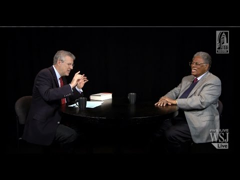 Video: Thomas Sowell's Wisdom – an Antidote for Al Sharpton's Poison