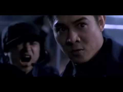 "Jet Li fight scene from ""My father is a hero"""