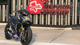 Video gengtayarbesar - Monster Y15 meet Valentino Rossi MotoGP Winter Test Sepang 2019 MP3, 3GP, MP4, WEBM, AVI, FLV Agustus 2019