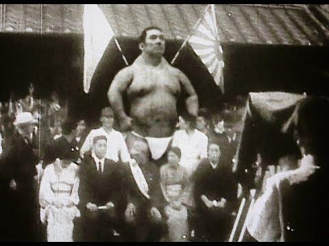 nephilim / anunnaki ripreso in un antico documentaio giapponese