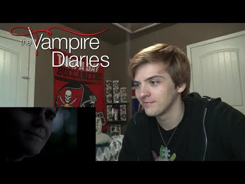 "The Vampire Diaries - Season 4 Episode 1 (REACTION) 4x01 ""Growing Pains"""