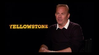 YELLOWSTONE Season 2 INTERVIEW Kevin Costner (2019) by Joblo TV Trailers