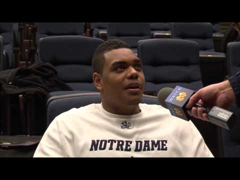 Ronnie Stanley Interview 4/4/2014 video.