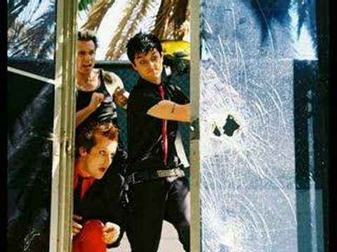 Green Day - She's s rebel - long version lyrics