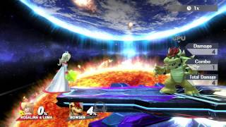 Rosalina Advanced Tech – Roll Boosted Luma/Lunar Land