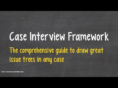 pa consulting interview case study