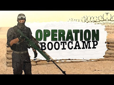 OPERATION BOOTCAMP - Onward VR (Virtual Reality FPS)