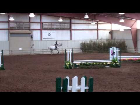 Moriah Patashnik's Winning Ride in Novice Fences - 4/6/14