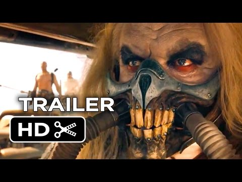 Mad Max: Fury Road Official Comic-Con Trailer (2014) – Tom Hardy Post-Apocalypse Movie HD