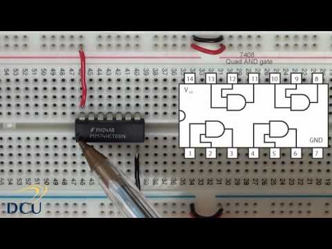 Digital Electronics: Logic Gates – Integrated Circuits Part 1