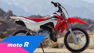 8. Honda CRF110F 2017