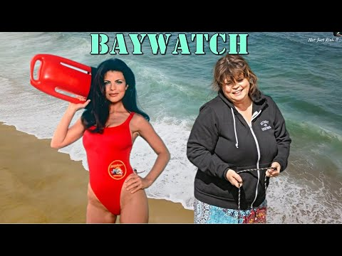 Baywatch TV Show Cast - Then and Now (2021)