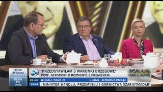 """Eugeniusz Kłopotek:""""Nie będę reprezentował Sejmu przed atrapą Trybunału Konstytucyjnego"""""""