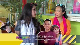 Video RUMPI - Kocak! Gracia Indri Dan Kak Ros Comblangin Baim Wong (2/2/18) Part 1 MP3, 3GP, MP4, WEBM, AVI, FLV Juni 2018