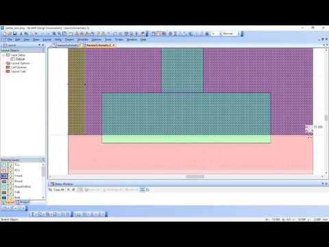 NI AWR manual PCB layout and Gerber + drill file generation