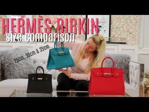 Hermès Birkin 25cm, 30cm   35cm Size Comparison   Opulent Habits -  Action.News ABC Action News Santa Barbara Calgary WestNet-HD Weather Traffic 40e54b2430