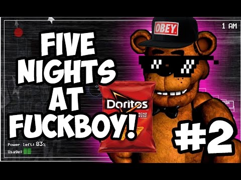Five Nights at Fuckboy's #2 ★ БРАТВА В СБОРЕ! ★